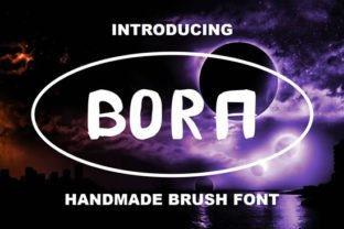 Bora Font By Only The Originals