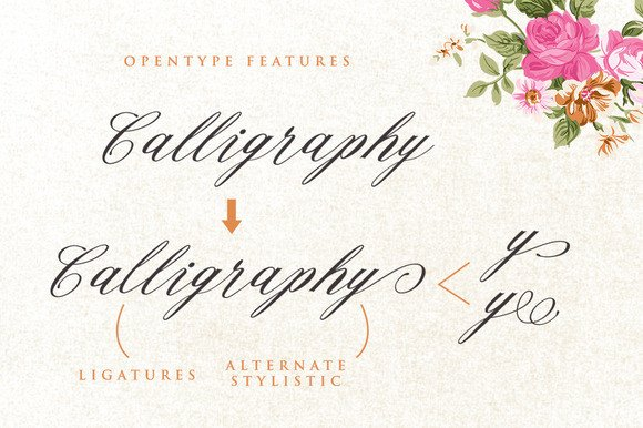 Print on Demand: Cellicia Script & Handwritten Font By Ian Mikraz - Image 5