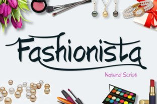 Fashionista by Byuly Ayika Font Subscription 1