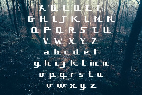 Print on Demand: Insects Display Font By Ijem RockArt - Image 6
