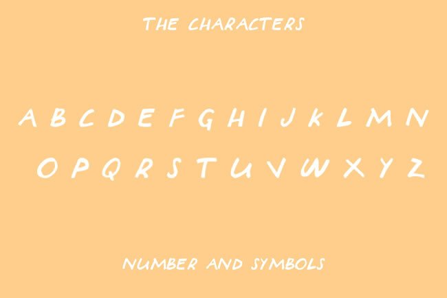 Print on Demand: Julia Display Font By Only The Originals - Image 3