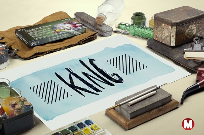 King Font By Only The Originals