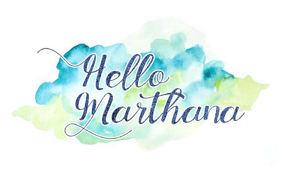Print on Demand: Marthana Script & Handwritten Font By Ijem RockArt - Image 1