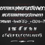 Mighty font by Giemons in Font Subscription 2