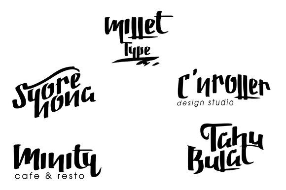 Print on Demand: Millet Display Font By Ndroadv - Image 5
