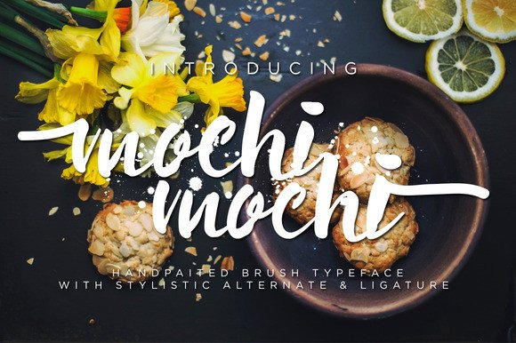 Print on Demand: Mochimochi Display Font By Ndroadv