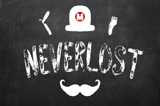 Print on Demand: Neverlost Display Font By Only The Originals