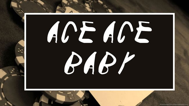 Print on Demand: Pokerface Display Font By Only The Originals - Image 4