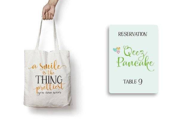 Print on Demand: Smileheart Script & Handwritten Font By Byuly Ayika - Image 7