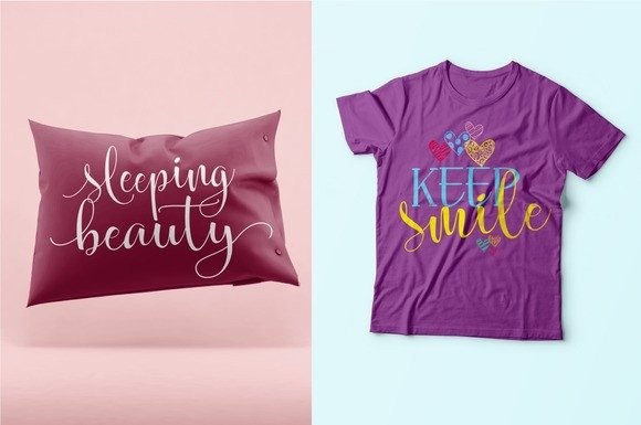 Print on Demand: Smileheart Script & Handwritten Font By Byuly Ayika - Image 8