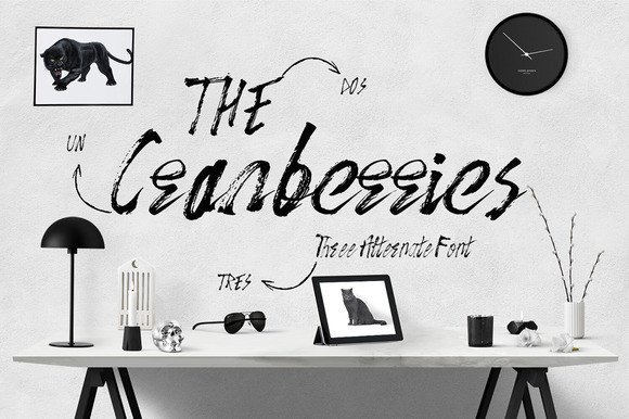 Print on Demand: The Cranberries Script & Handwritten Font By Only The Originals