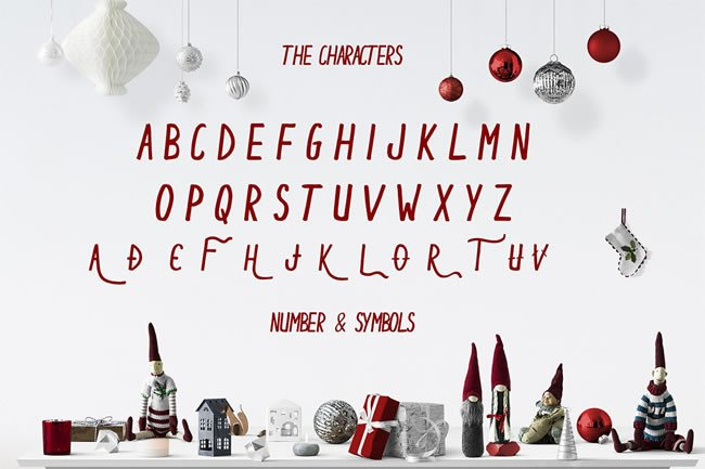Print on Demand: Treasure Display Font By Only The Originals - Image 5
