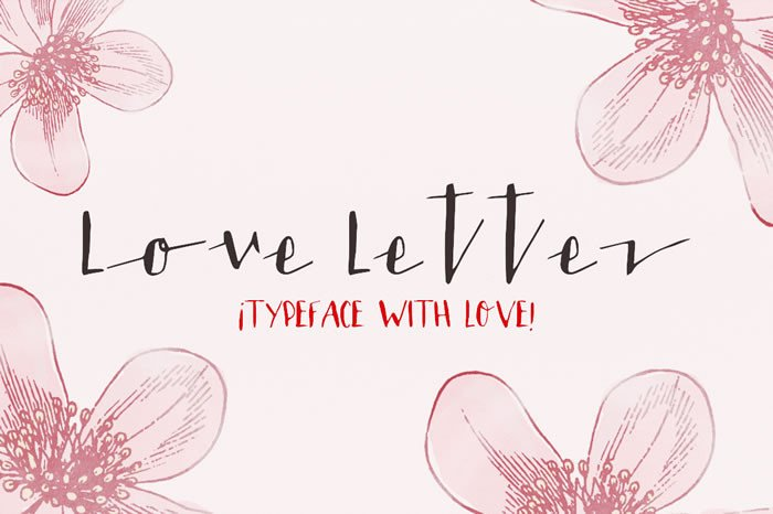 Print on Demand: Love Letter Script & Handwritten Font By Noe Araujo