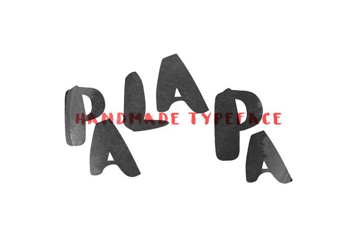 Print on Demand: Palapa Display Font By Noe Araujo