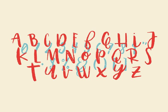 Print on Demand: Penny Display Font By Noe Araujo - Image 2