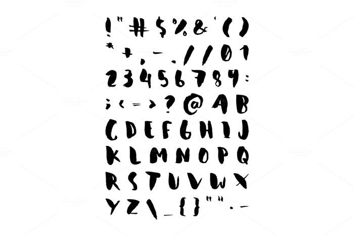 Print on Demand: Wendy Display Font By Noe Araujo - Image 2