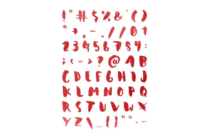 Print on Demand: Wendy Display Font By Noe Araujo - Image 3