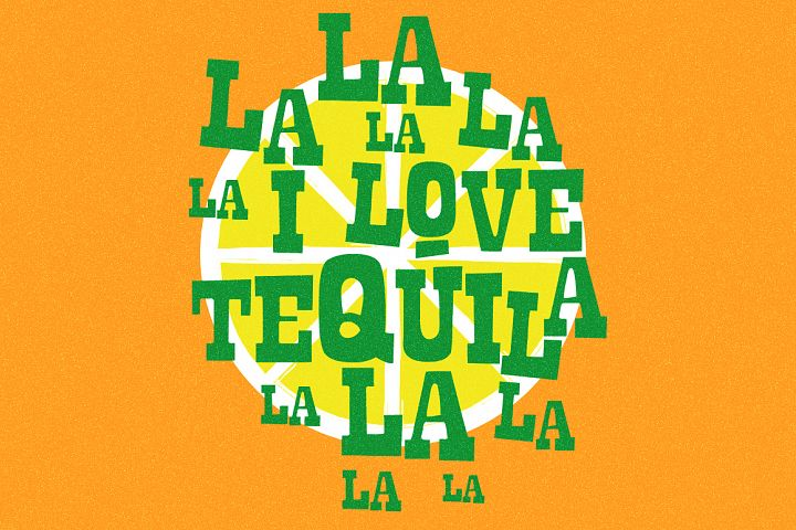 Download Free La Tequila Font By Leonard Posavec Creative Fabrica for Cricut Explore, Silhouette and other cutting machines.