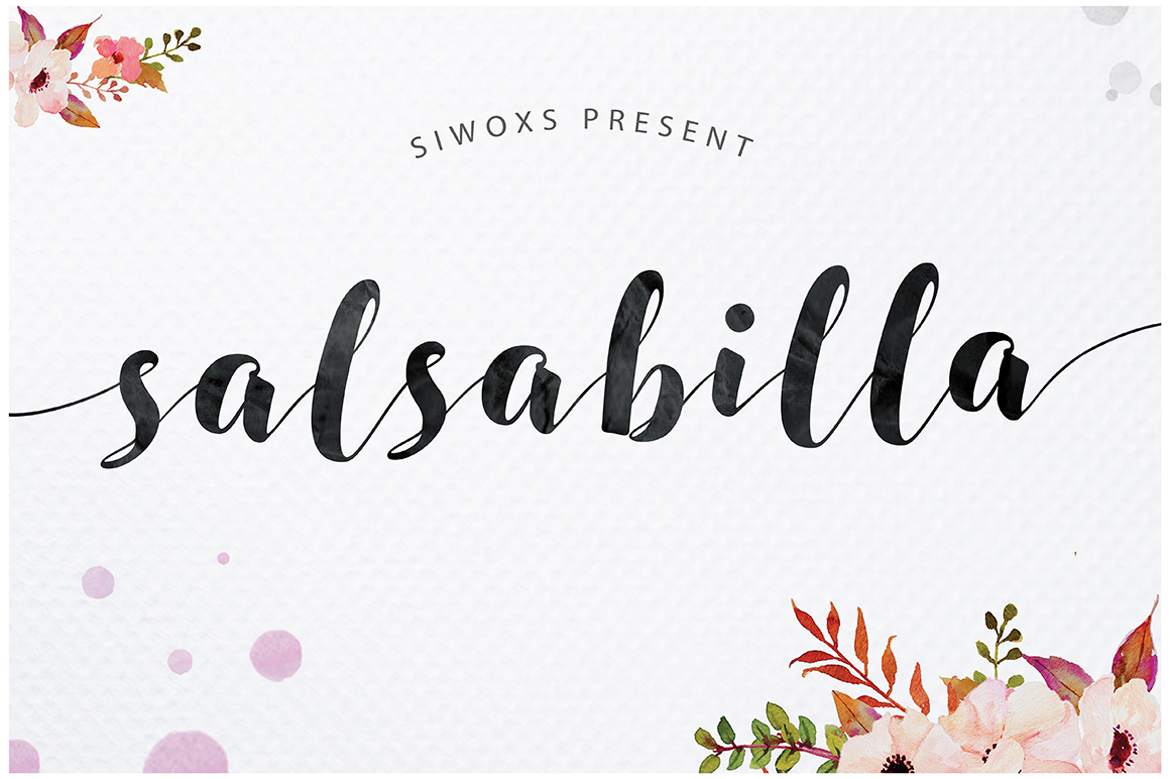 Print on Demand: Salsabilla Script & Handwritten Font By No Gravity Type