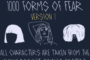 1000 Forms of Fear Display Font By Xpeehdroox