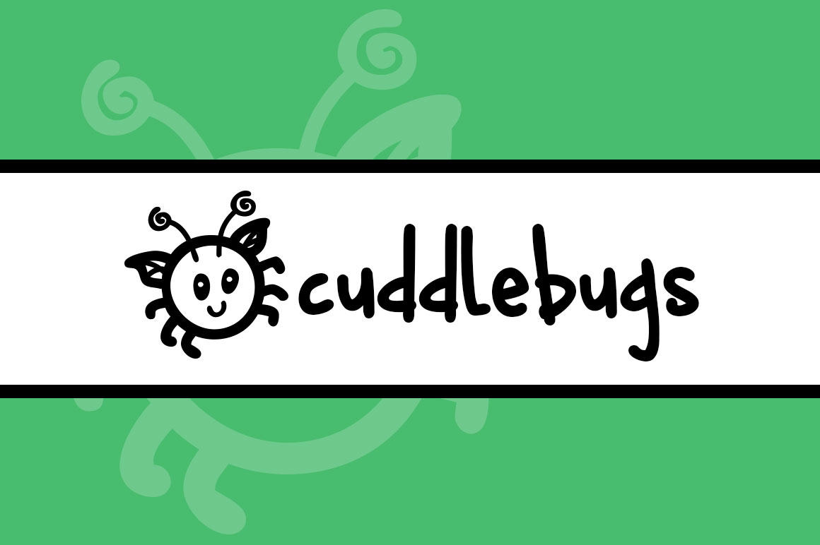 Print on Demand: Cuddlebugs Script & Handwritten Font By brittneymurphydesign - Image 1