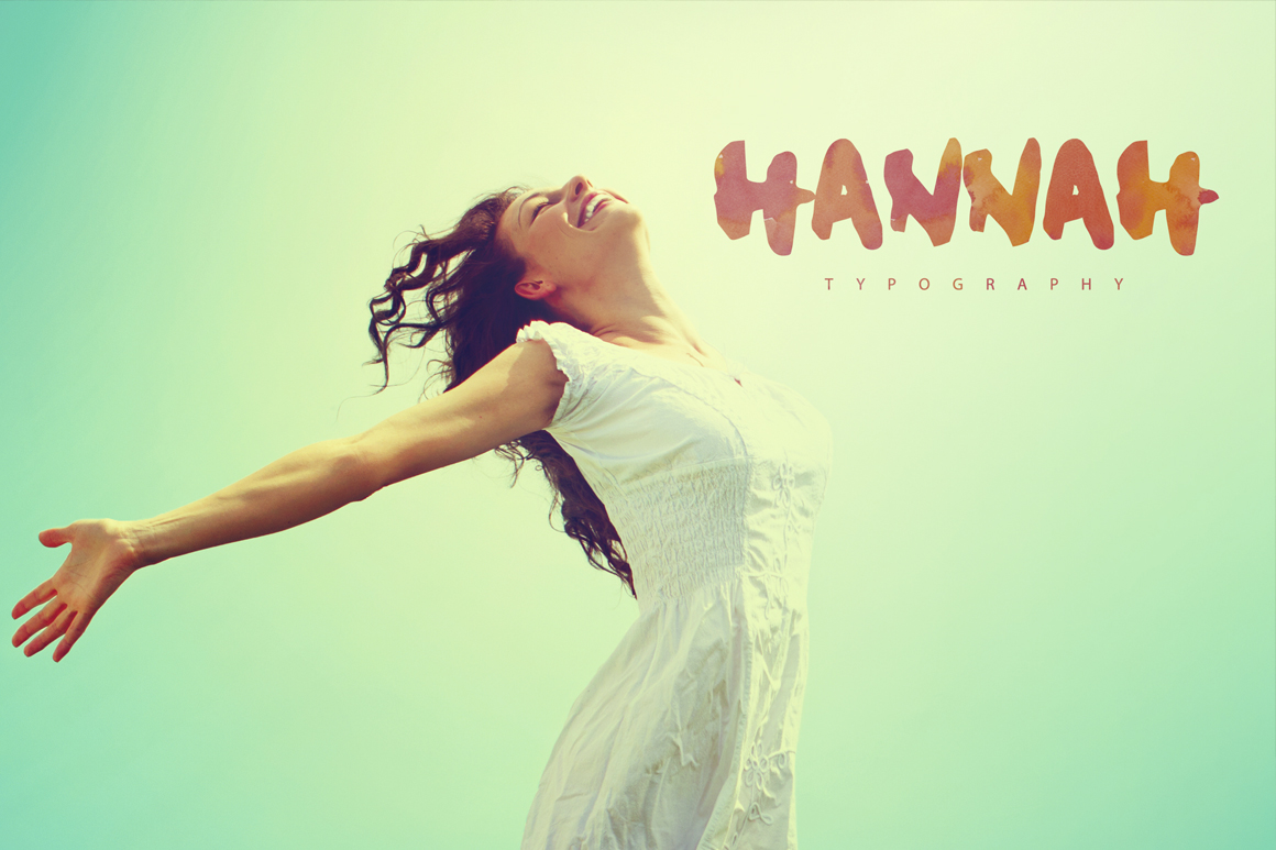 Print on Demand: Hannah Script & Handwritten Font By SmartDesigns