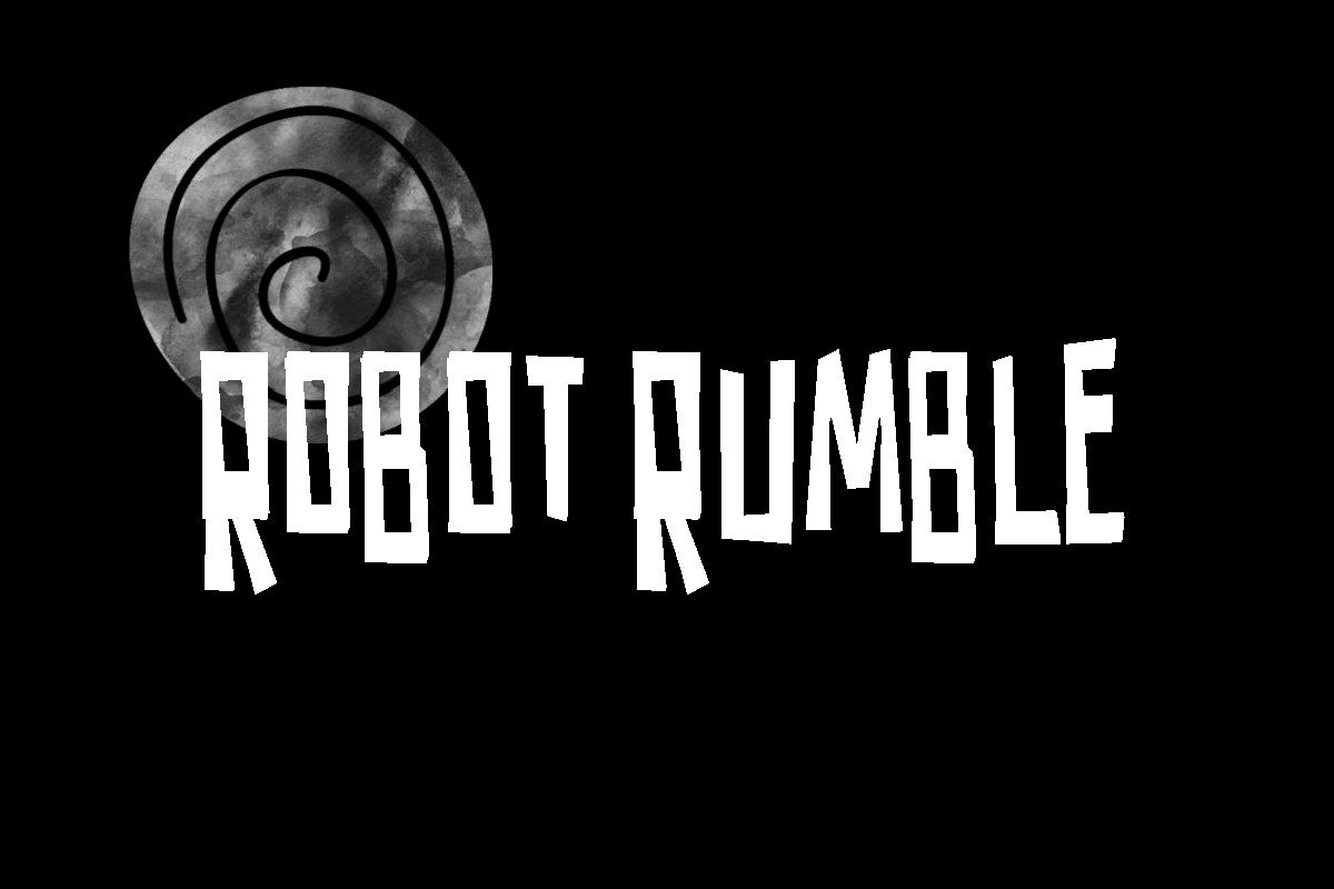 K26 Robot Rumble Display Font By K26Fonts