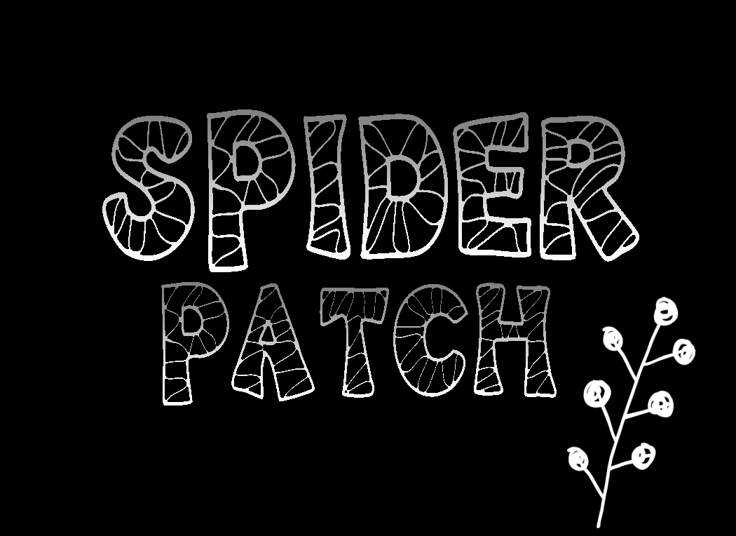 Print on Demand: KB3 Spider Patch Display Font By K26Fonts