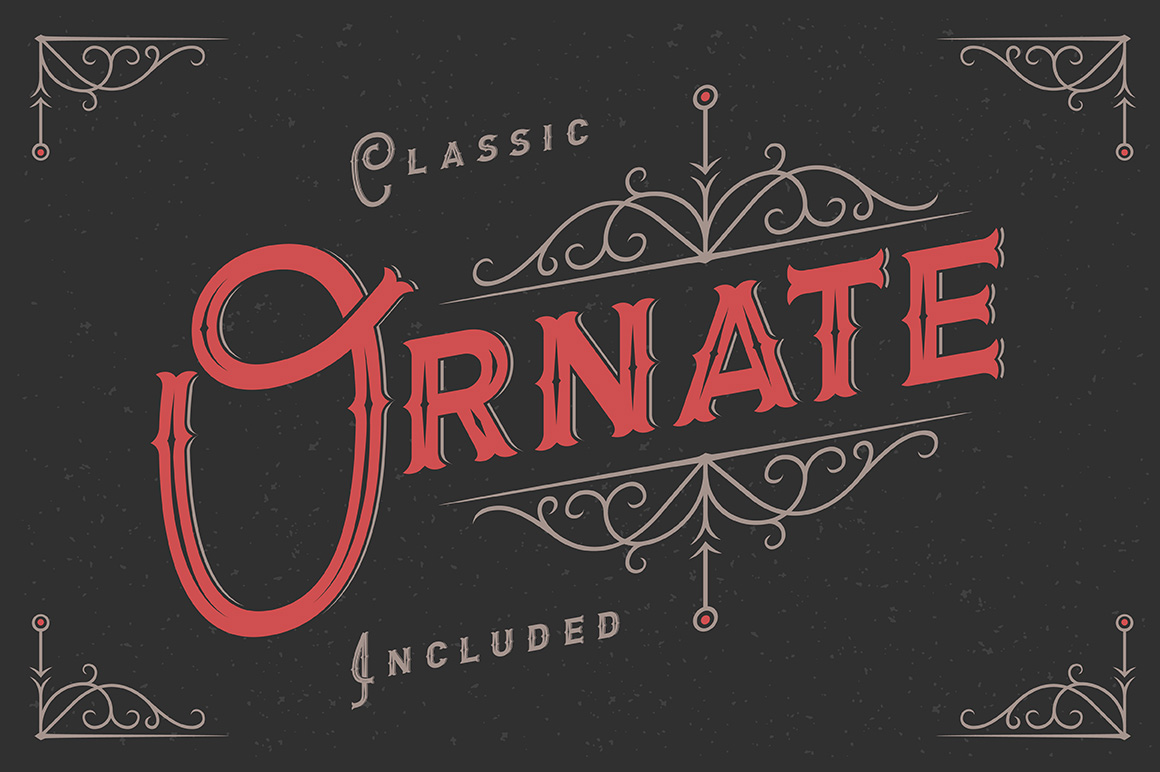 Print on Demand: Letterhead Display Font By Gleb Guralnyk - Image 3
