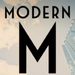 Modern M font with commercial license by Upper Type Foundry