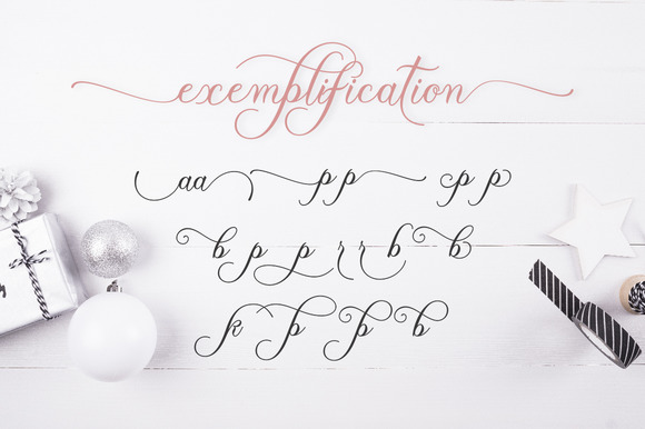 The Paragraph Script Font By Creative Fabrica Fonts Image 5