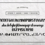 The Willow Display font by the Vynetta Foundry 2