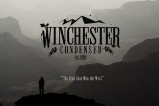 Winchester Condensed Font By DesignSomething