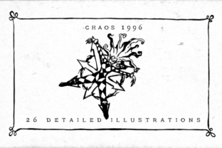 chaos-1996-font-by-dawnland-1