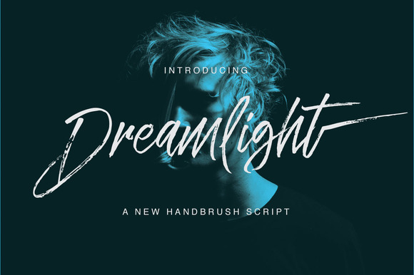 Print on Demand: Dreamlight Script & Handwritten Font By QueenType