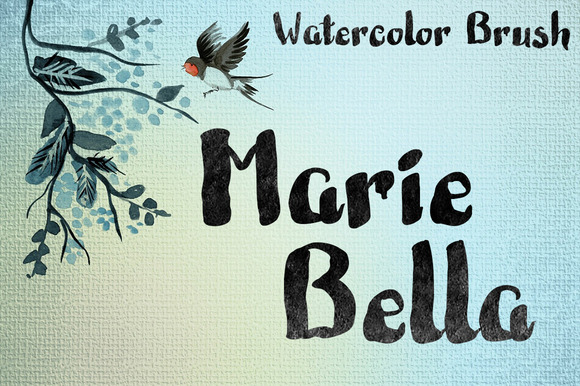 Print on Demand: Marie Bella Script & Handwritten Font By Royaltype