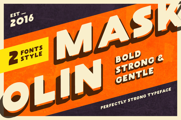 Print on Demand: Maskoolin Sans Serif Font By Ease Type