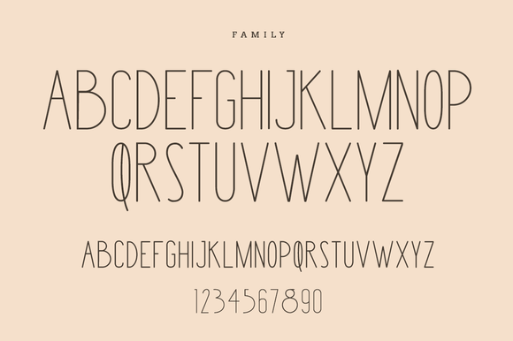 Print on Demand: Merry Light Sans Serif Font By Ease Type - Image 4