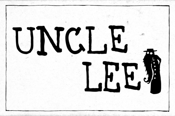 Print on Demand: Uncle Lee Regular Serif Schriftarten von Dawnland