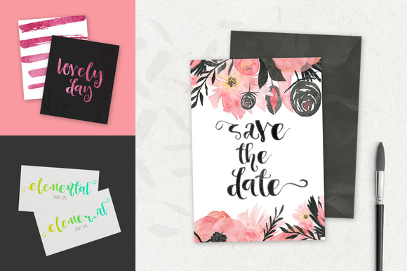 Print on Demand: Candyland Script & Handwritten Font By Favete Art - Image 5
