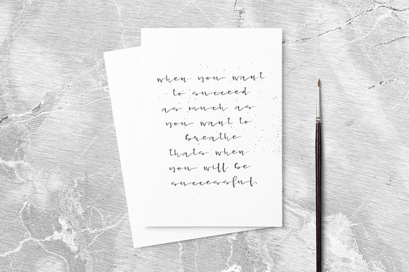 Print on Demand: Lancaster Script & Handwritten Font By Favete Art - Image 2