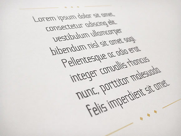 Print on Demand: Milena Sans Sans Serif Font By Milena Gajovic - Image 2