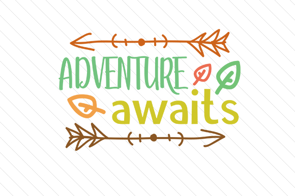 Adventure Awaits Kids Craft Cut File By Creative Fabrica Crafts