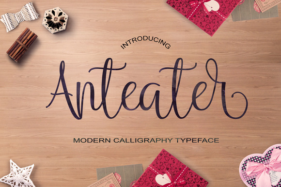 Download Free Anteater Font By Joeecreative Creative Fabrica SVG Cut Files