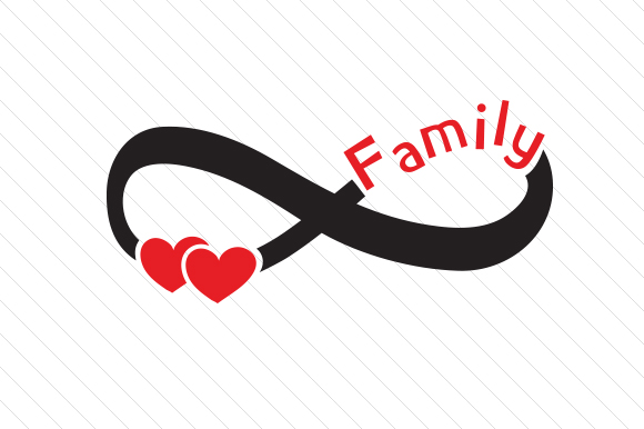 Infinte Family Family Craft Cut File By Creative Fabrica Crafts