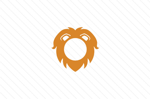 Download Free Lion Monogram Frames Svg Cut File By Creative Fabrica Crafts for Cricut Explore, Silhouette and other cutting machines.