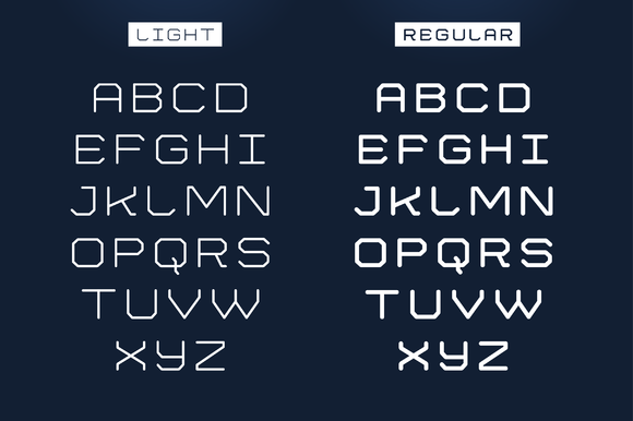 Print on Demand: Mylodon Display Font By Fresh Pressed Fonts - Image 2