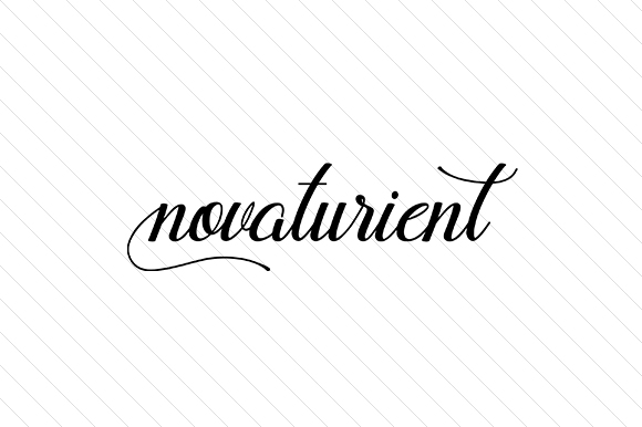 Novaturient Word Art Craft Cut File By Creative Fabrica Crafts