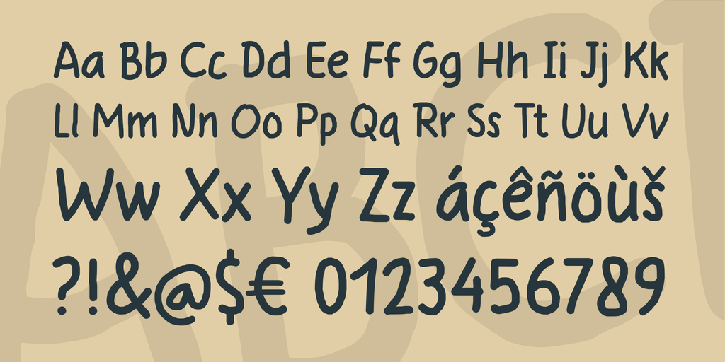 Anysome Font By Situjuh Image 4
