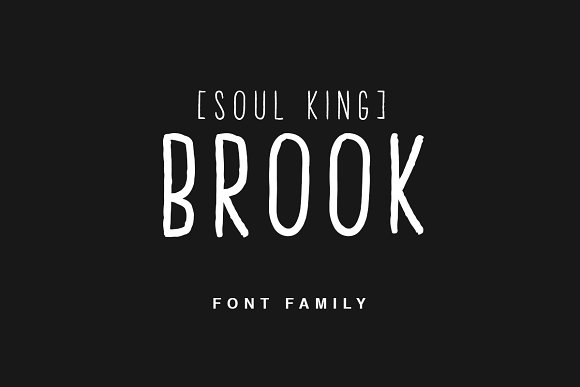 Print on Demand: Brook Script & Handwritten Font By Factory738
